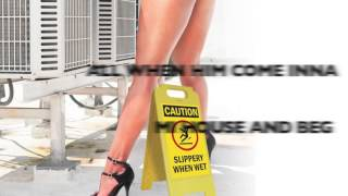 Nyanda - Slippery When Wet (Lyric Video)