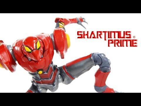 Marvel Legends Sp//dr BAF Build A Figure 2018 Spider-Man Wave Marvel Hasbro Action Figure Toy Review
