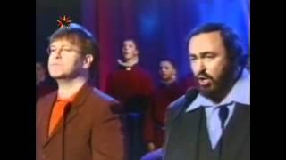 Live Like Horses - Elton John & Luciano Pavarotti