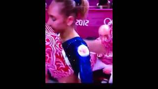 Russian coach butt slap