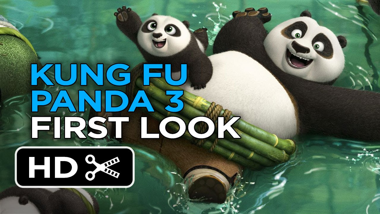 Kung Fu Panda 3 First Look 2016 Jack Black Movie Hd Youtube