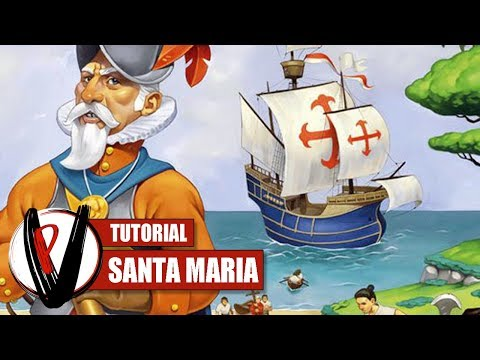 Santa Maria | Giochi da Tavolo | #VaiPasso 41