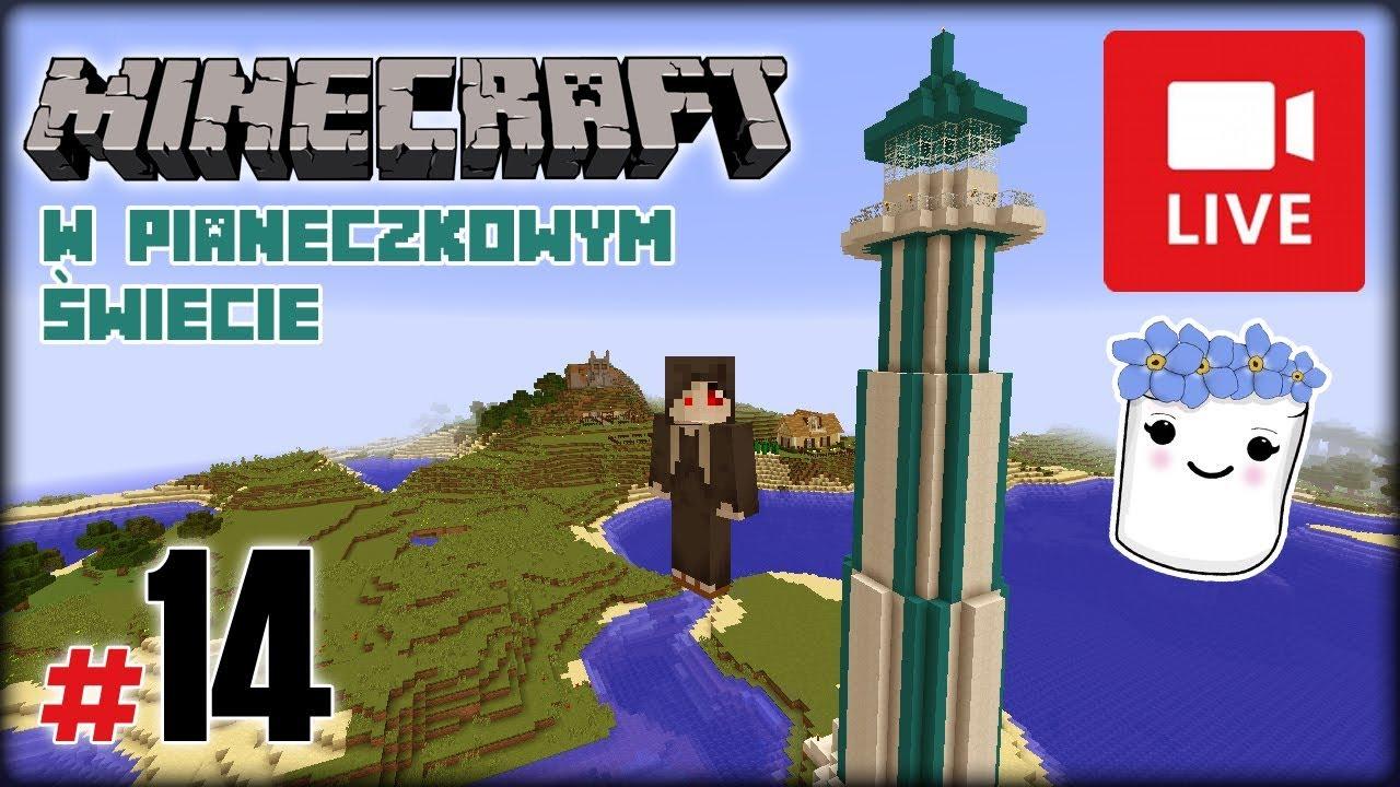[Archiwum] Live (135) [4/4] – Minecraft w Pianeczkowym świecie! (Skarby Netherowe)