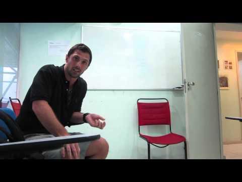 Learning Portuguese in Rio de Janeiro Brazil