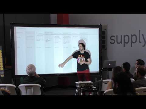 Pete Bevelacqua - How I learned to stop blinking LEDs and make a product