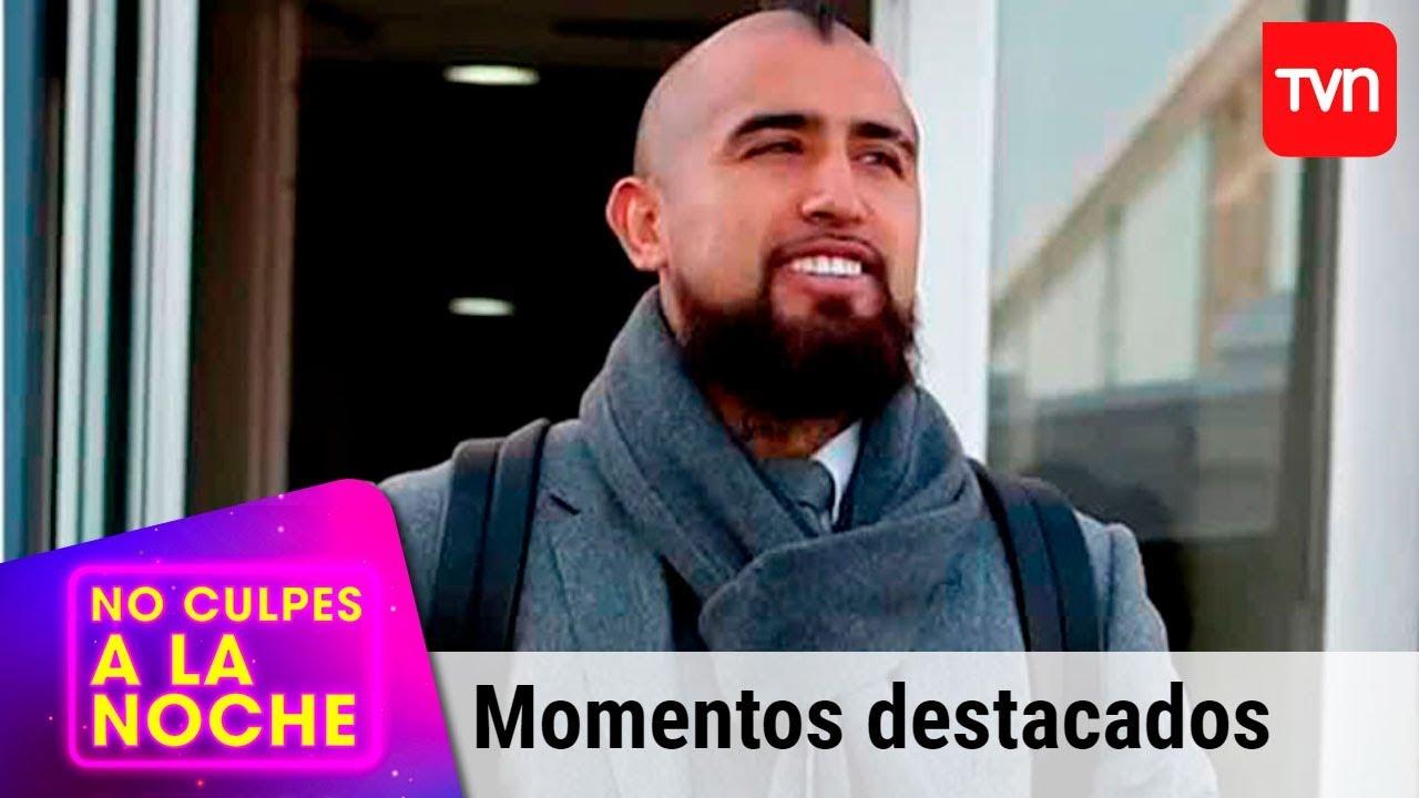 Arturo Vidal oficializa su relación con la modelo colombiana Sonia Isaza  I No culpes a la noche