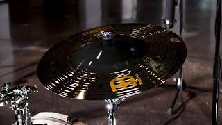 """Classics Custom Heavy Dark 18"""" Big Bell Ride by Meinl Cymbals CC18HBBDAR"""