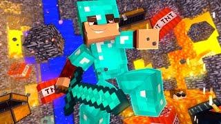🔥 INVADINDO BASE DE BEDROCK - FACTIONS FIRE #13 - Minecraft
