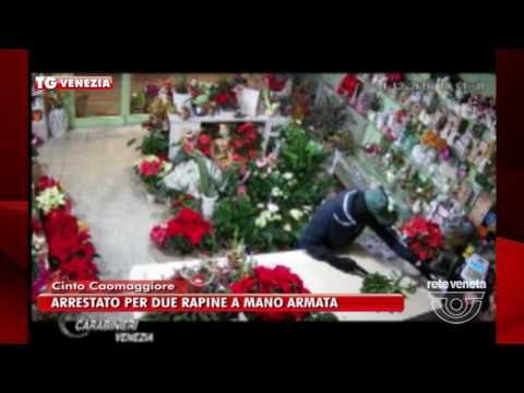 TG VENEZIA (17/12/2016) - ARRESTATO PER...