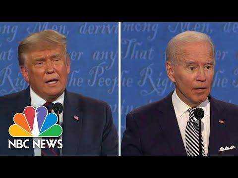 Biden Calls Out Trump For Suggesting 'Injecting Bleach' To Treat Coronavirus | NBC News