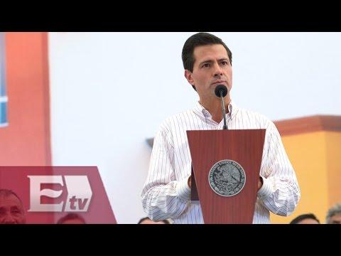 Peña Nieto destaca en Tamaulipas la estabilidad económica mexicana/ Vianey Esquinca