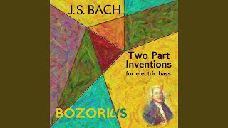 Two Part Inventions in A Major, BWV 783: XII.