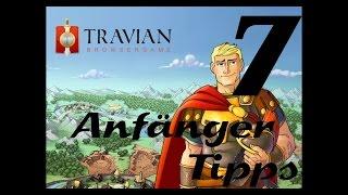 7 Anfänger Tipps für Travian
