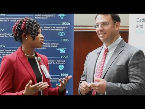 Minute With Mayor Blake -  Yale New Haven Health Bridgeport Hospital Milford Campus