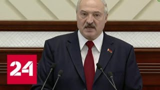 Лукашенко заявил о потребности в новой Конституции, потому что устал ездить по фермам и полям - Ро…