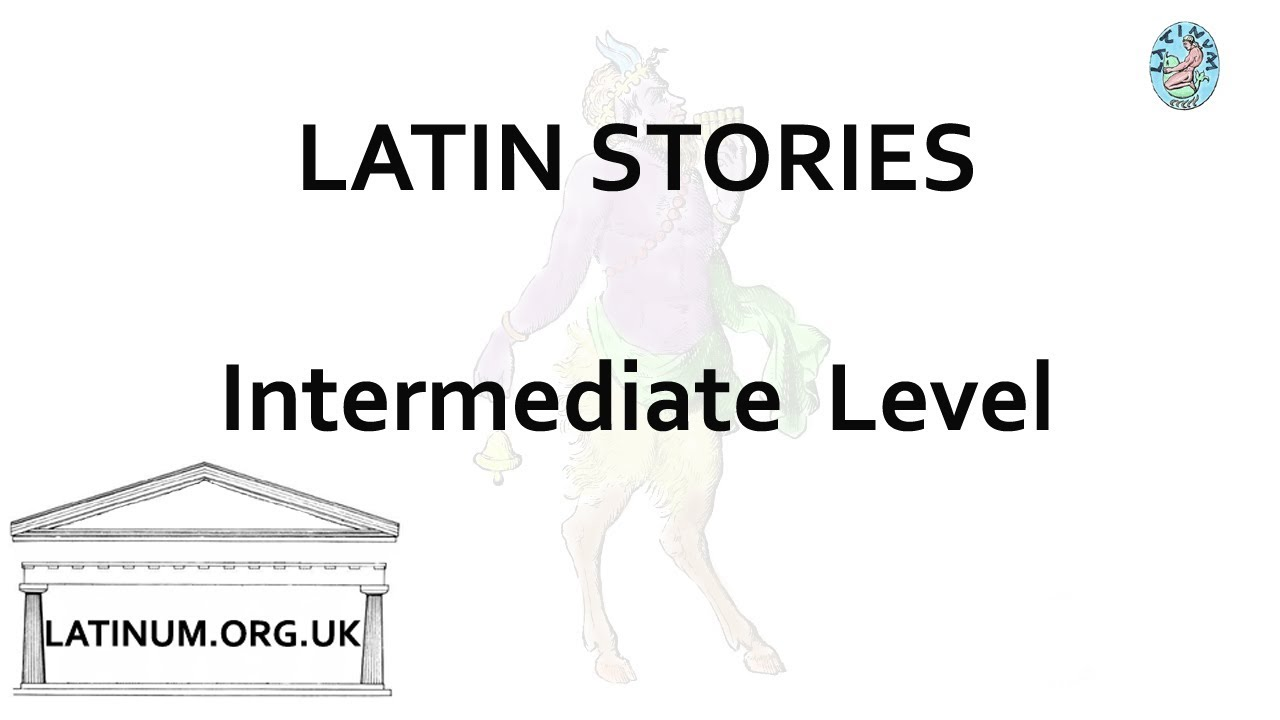 15 Latin Audiobook with Text read aloud for Intermediate