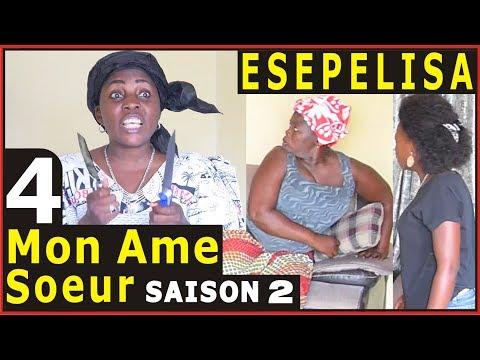 MON AME SOEUR saison2 VOL4 FIN Doutshe Kapanga THEATRE CONGOLAIS NOUVEAUTÉ 2017 Kinshasa Congo RDC
