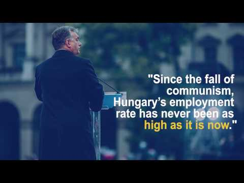 Hungary's record-breaking employment rate