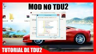 Como instalar mod no Test Drive Unlimited 2
