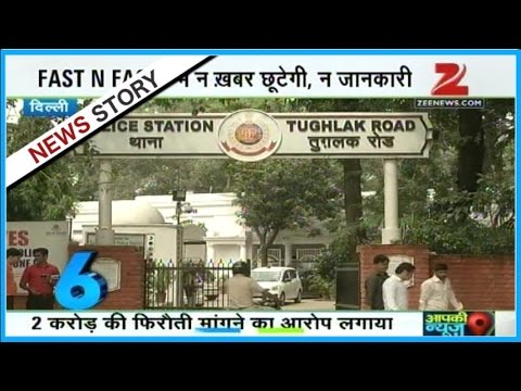 Wife of central minister V.K Singh lodged a FIR against a boy