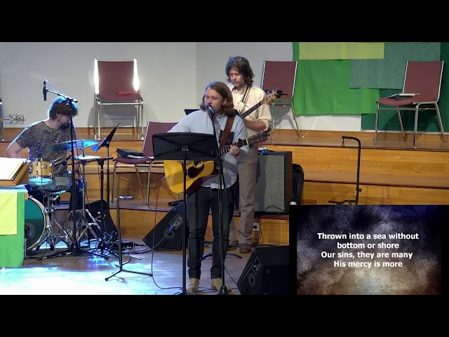 2021.07.25 Contemporary Worship Service