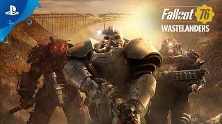 Fallout 76: Wastelanders | Официальный трейлер | PS4