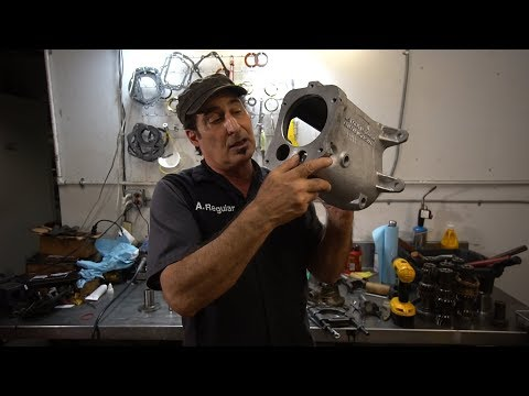Muncie 4 Speed Rebuilding Upgrades - YouTube