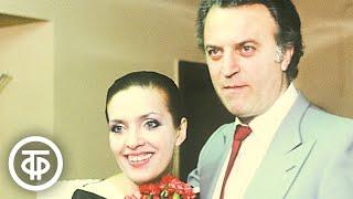 Вернисаж Ильи Резника 1988