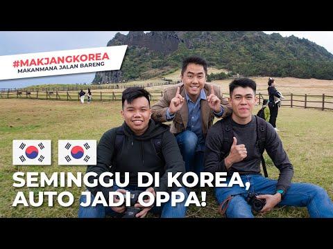 Makan Gurita Hidup-Hidup! - Travel Vlog Korea Part 1/3