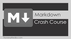 Markdown Crash Course