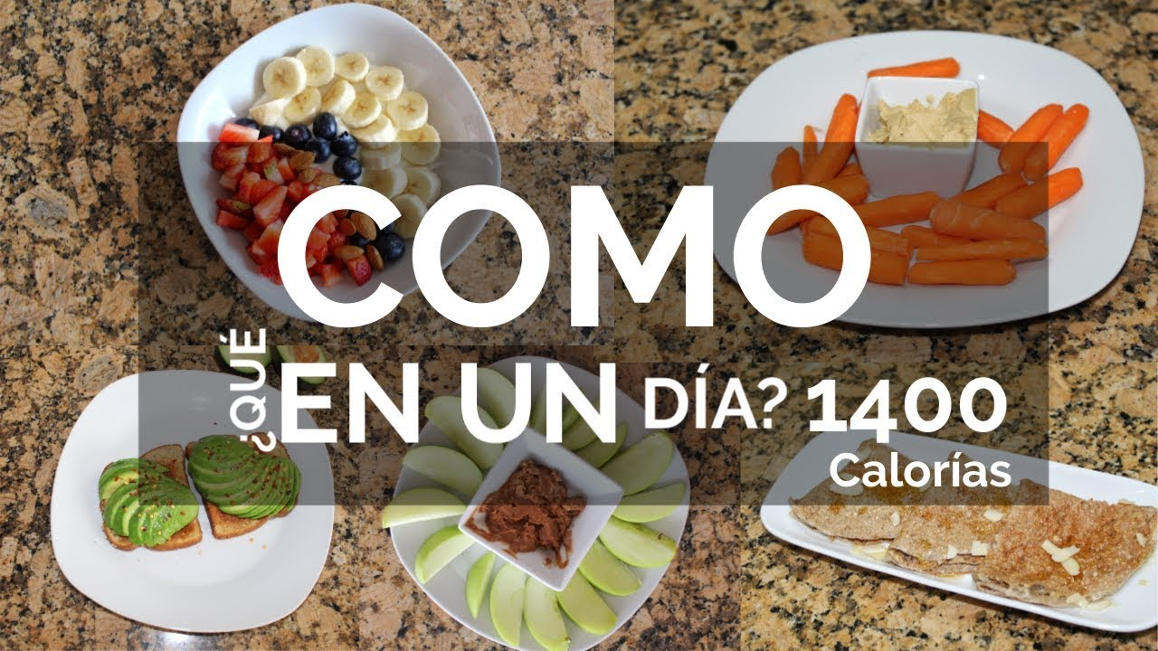 De argentina calorias dieta 1400