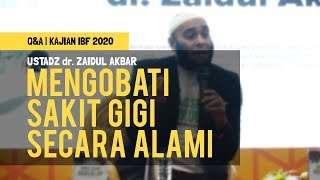 Jakarta, tvOnenews.com - ALAMI! Atasi Sakit Gigi, Lancarkan Pencernaan Serta Ampuh Menghaluskan Kuli.