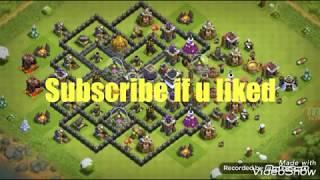 Th8 best trophy base +troll base#2k17