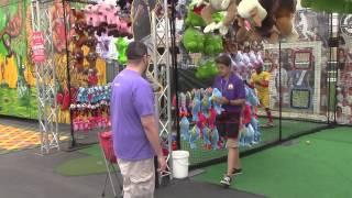 BajheeraIRL - Fun Times at Del Mar Fair with Jenny, Towelliee & Lula! :D