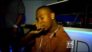 Oakland Rapper Returns To Stage After Paralyzing Shooting