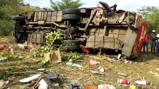 50 DIED ROAD ACCIDENT in Kericho