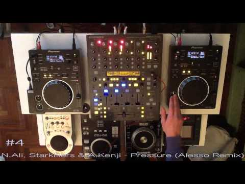 Alesso Top 7 Songs Mix - Live Dj Session By No M3rcy - Pioneer CDJ 350