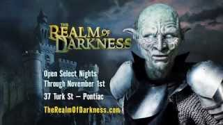 Haunted House Pontiac MI - The Realm of Darkness