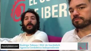 Rodrigo Taboas DGC de Gurdulich en El Ojo de Iberoamerica