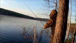Весенняя ловля плотвы на поплавок ч.1 -  Тайны рыбалки.