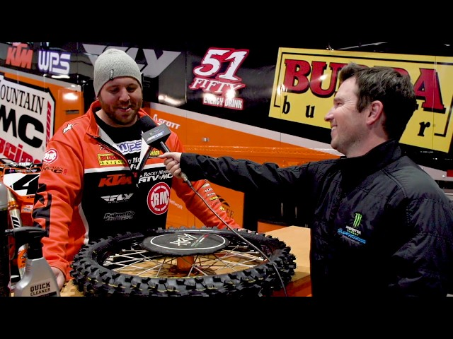 Blake Baggett's Mechanic - Seattle - Race Day LIVE 2019