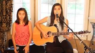 Indescribable - Chris Tomlin Cover by Erica and Emily Mourad