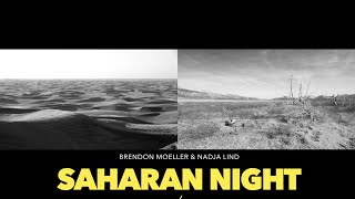 Brendon Moeller & Nadja Lind - Saharan Night (Original Music Video) [Techno, Dub]