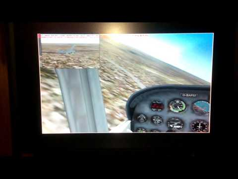 Me Doing a Fly-Around Teterboro Airport  (KTEB) on FSX