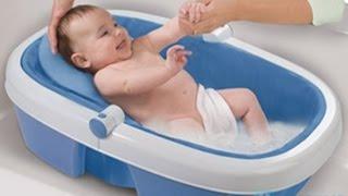 Как купать новорожденного ребенка видео(Видео о том, как купать новорожденного ребенка поможет молодым родителям преодолеть страх и избежать пробл..., 2014-10-09T07:32:33.000Z)