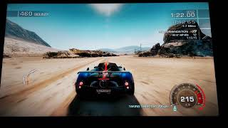 Need For Speed Hot Pursuit: Vantage Point - Race (2160p) UHD 4K Gameplay