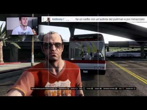 GTA 5 meglio di Jackass CAZZEGGIO Live (SPECIALE 150.000 iscritti)