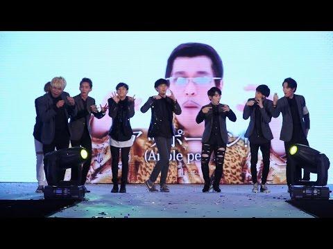 161001 [Special Show] Millenium Boy - PPAP @ Esplanade Cover Dance#3 (BIG FINAL)