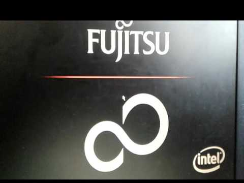 langkah langkah instal windows10 laptop fujitsu