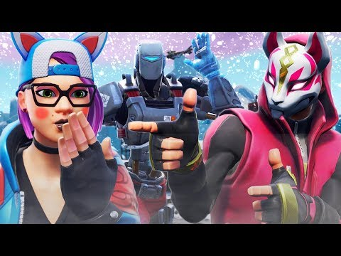 Drift has new... BEST FRIENDS?! | A Fortnite Film thumbnail